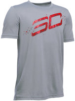 Under Armour Boys' Stephen Curry SC30 Graphic-Print T-Shirt