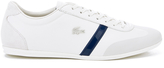 Lacoste Mokara 316 1 Leather Trainers Off White