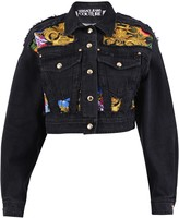 Versace Cropped Jacket