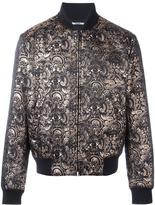 Kenzo 'Eye' baroque bomber jacket