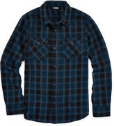 Vans Long-Sleeve Woven Shirt - Boys 8-20