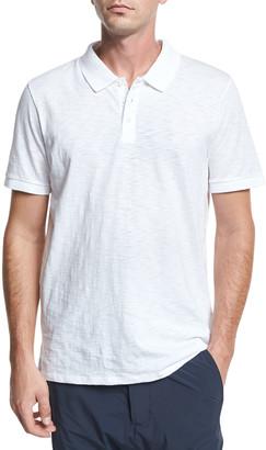 Vince Men's Classic Cotton Polo Shirt