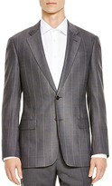 Armani Collezioni Classic Fit Striped Jacket