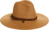 Treasure & Bond Wide Brim Panama Hat