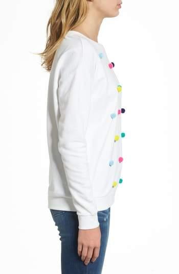 South Parade Women's Pompom Sweatshirt