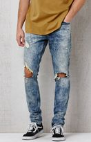 PacSun Skinny Extreme Processed Jeans