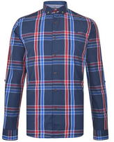 Mish Mash Redcar Big Check Shirt