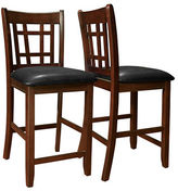 Monarch Two-Piece Pub-Height Dining Chairs