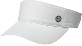 Puma Sport Visor (Bright White) Caps