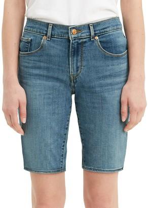 Levi's Women's Bermuda Jean Shorts