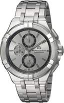 Maurice Lacroix Men's AI1018-SS002-130-1 Aikon Analog Display Quartz Silver Watch