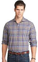 Polo Ralph Lauren Big & Tall Plaid Long-Sleeve Woven Shirt