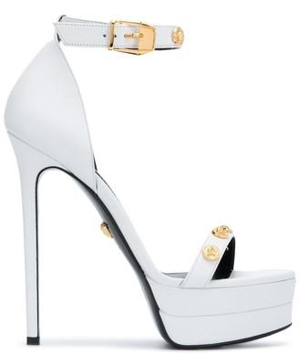 Versace Studded Sandals