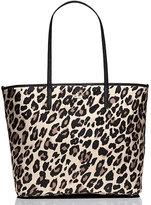 Kate Spade Classic nylon leopard harmony baby bag