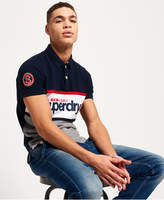 Superdry Classic Sports Pique Polo Shirt