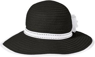 Collection Xiix Ltd. Collection XIIX Women's Flower Floppy Hat
