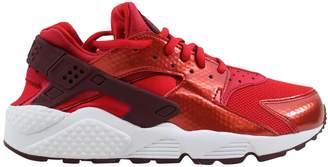 Nike Huarache Run University Red/Night Maroon-White (W)