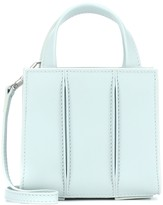 Max Mara Whitney Mini leather crossbody bag