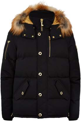 Moose Knuckles Minnentonka Fur-Trim Ski Jacket