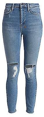 Ksubi Women's Killer Krushed Hi-Rise Skinny Jeans