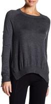 Yoana Baraschi City of Lights Boyfriend Fringe Sweater