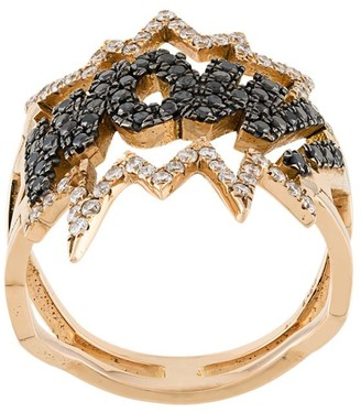 Diane Kordas WOW! diamond ring