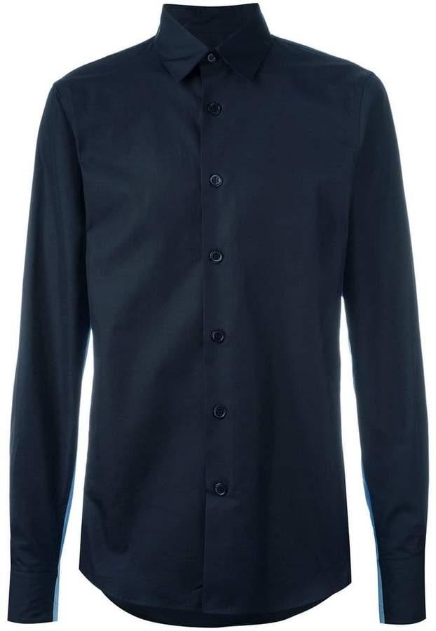 Marni panelled shirt