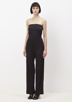 Zero Maria Cornejo black pia jumpsuit
