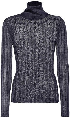 Acne Studios Ribbed turtleneck sweater