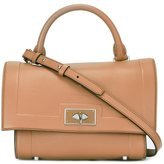 Givenchy mini Shark tote - women - Calf Leather - One Size