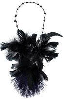 Erickson Beamon Feather Statement Necklace