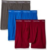Calvin Klein Underwear Men's 3 Pack Cotton Classic Boxer Briefs