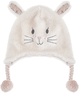 Accessorize Fluffy Beverley Bunny Chullo Hat