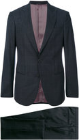 Giorgio Armani classic formal suit - men - Acetate/Cupro/Viscose/Virgin Wool - 48