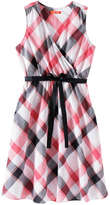 Joe Fresh Women's Wrap Dress, Scarlet (Size M)