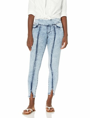 Lola Jeans Women's Pull-On: Mid Rise Skinny Ankle