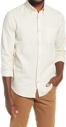 NN07 Levon 5159 Slim Fit Flannel Button-Down Shirt