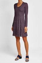 M Missoni Knit Dress with Wool