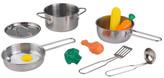 Kid Kraft Kitchen Pots and Utensils Set