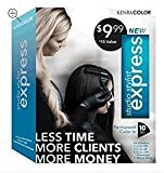 Kenra Color Studio Stylist Express Permanent Color In 10 Minutes Try Me Kit-Blonde