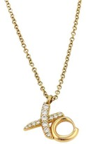 Tiffany & Co. 18K Rose Gold Paloma Picasso Diamonds Pendant Necklace
