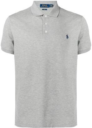 Polo Ralph Lauren logo polo T-shirt