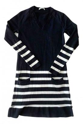 Lacoste Blue Wool Dress for Women