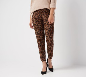 Isaac Mizrahi Live! Petite 24/7 Stretch Solid or Print Ankle Pants