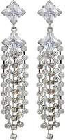 Lauren Ralph Lauren Linear Multi Strand Clip Earrings Earring