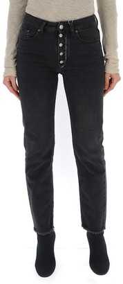 MM6 MAISON MARGIELA Straight-Leg Jeans