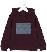 Il Gufo pocket hoodie - kids - Cotton - 2 yrs