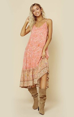 Spell & The Gypsy Collective Seashell Strappy Midi Dress