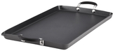 Circulon Momentum Hard-Anodized Non-Stick Double Burner Griddle
