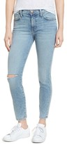 Current/Elliott Women's The High Waist Stiletto Ankle Skinny Jeans